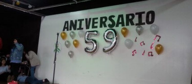 Actividades Aniversario 59º