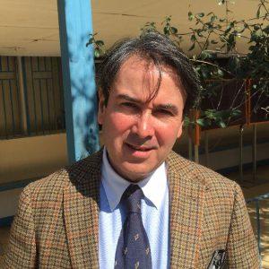 Claudio Fuentealba P. - Prof. Jefe 2º Medio A