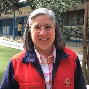 María Teresa Crovetto R. - Prof. jefe 8ºB